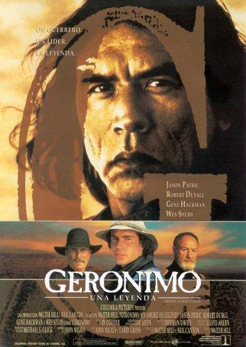 Смотреть Джеронимо: Американская легенда онлайн в HD качестве 720p
