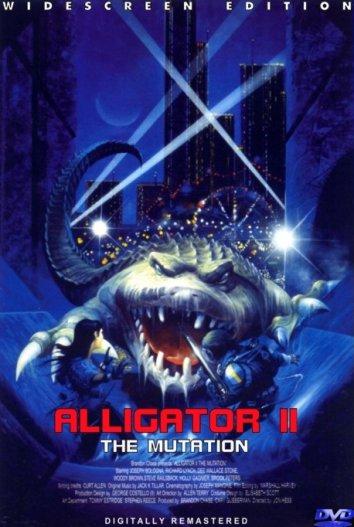 Смотреть Аллигатор 2: Мутация онлайн в HD качестве 720p