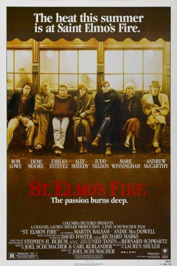Смотреть Огни святого Эльма онлайн в HD качестве 720p