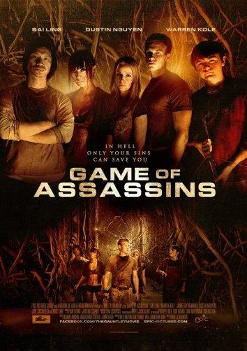 Смотреть Игра для убийц онлайн в HD качестве 720p
