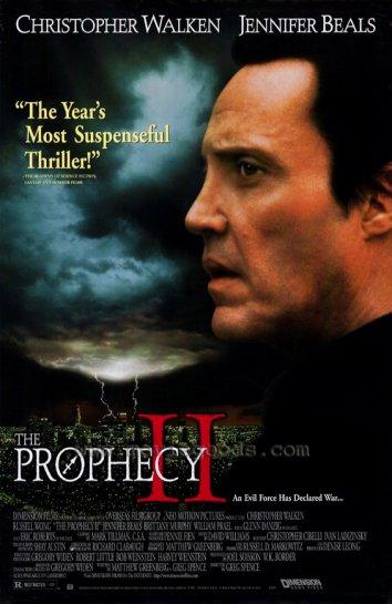 Смотреть Пророчество2 онлайн в HD качестве 720p