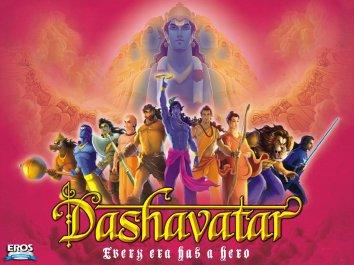 Смотреть Dashavatar онлайн в HD качестве 720p