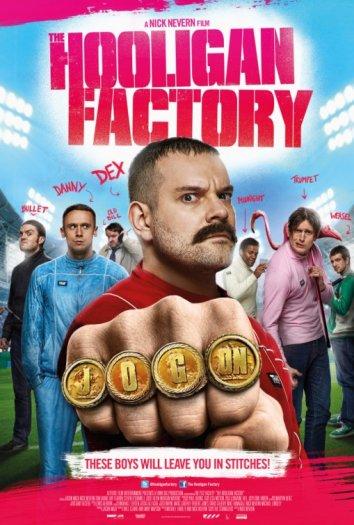 Смотреть Фабрика футбольных хулиганов онлайн в HD качестве 720p