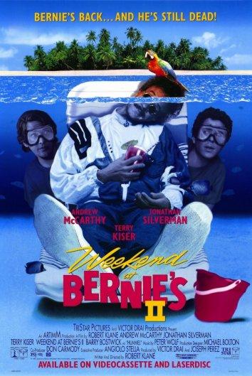 Смотреть Уик-энд у Берни2 онлайн в HD качестве 720p