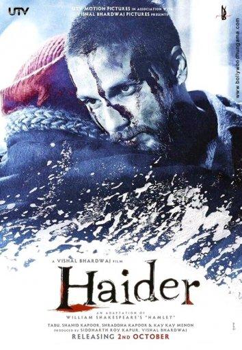 Смотреть Хайдер онлайн в HD качестве 720p