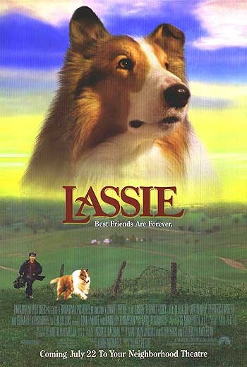 Смотреть Лэсси онлайн в HD качестве 720p