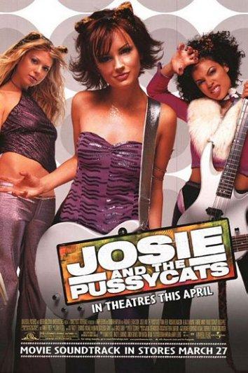 Смотреть Джози и кошечки онлайн в HD качестве 720p