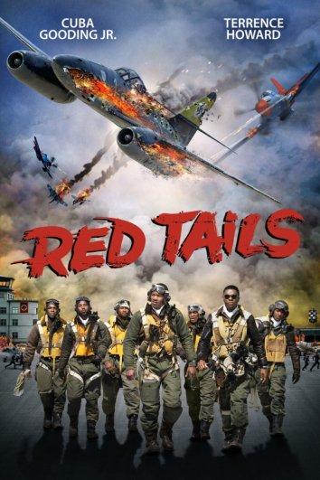 Смотреть Красные хвосты онлайн в HD качестве 720p