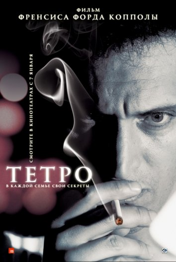 Смотреть Тетро онлайн в HD качестве 720p