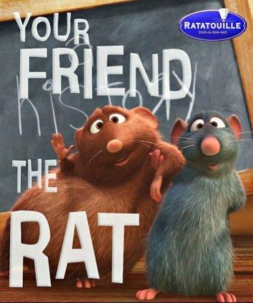Смотреть Твой друг крыса онлайн в HD качестве 720p