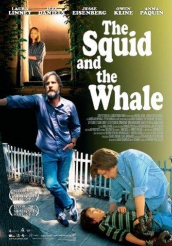 Смотреть Кальмар и кит онлайн в HD качестве 720p