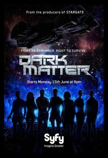 Тёмная материя / Dark Matter (2 сезон) 1-7 серия