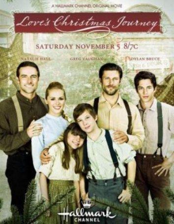 Смотреть Рождественский роман онлайн в HD качестве 720p