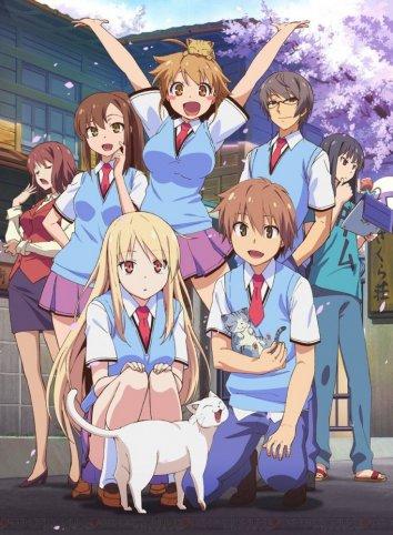 Смотреть Кошечка из «Сакурасо» онлайн в HD качестве 720p