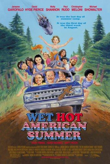 Смотреть Жаркое американское лето онлайн в HD качестве 720p