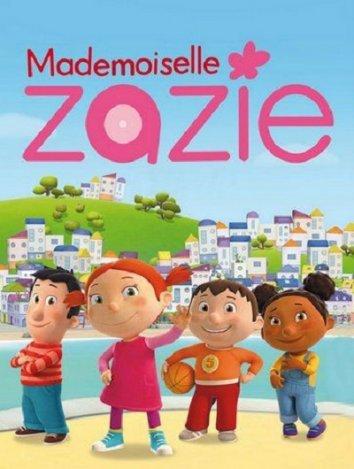 Смотреть Мадмуазель Зази онлайн в HD качестве 720p