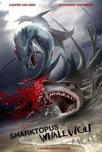 Смотреть Акулосьминог против Китоволка онлайн в HD качестве 720p