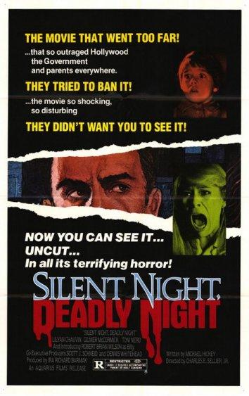 Смотреть Тихая ночь, смертельная ночь онлайн в HD качестве 720p