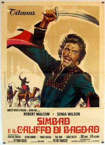 Смотреть Синдбад и калиф Багдада онлайн в HD качестве 720p