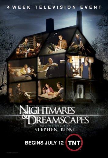Смотреть Ночные кошмары и фантастические видения: По рассказам Стивена Кинга онлайн в HD качестве 720p