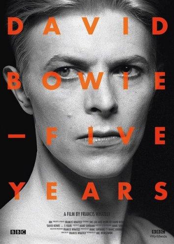 Смотреть Дэвид Боуи: Пять лет онлайн в HD качестве 720p