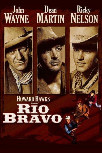 Смотреть Рио Браво онлайн в HD качестве 720p