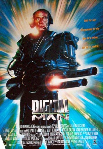 Смотреть Цифровой человек онлайн в HD качестве 720p