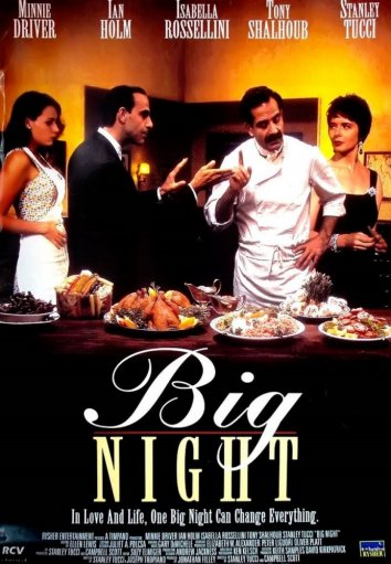Смотреть Большая ночь онлайн в HD качестве 720p
