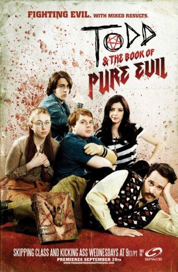 Смотреть Тодд и книга чистого зла онлайн в HD качестве 720p