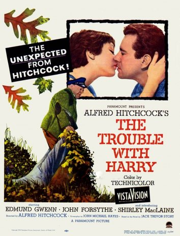 Смотреть Неприятности с Гарри онлайн в HD качестве 720p