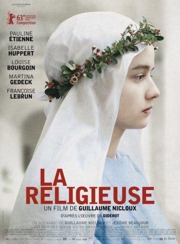 Смотреть Монахиня онлайн в HD качестве 720p