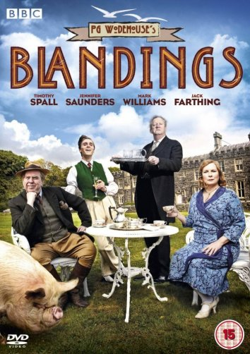 Смотреть Замок Бландингс онлайн в HD качестве 720p
