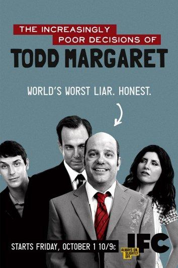 Смотреть Роковые ошибки Тодда Маргарета онлайн в HD качестве 720p