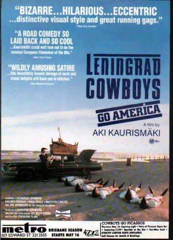 Смотреть Ленинградские ковбои едут в Америку онлайн в HD качестве 720p