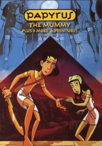 Смотреть Приключения Папируса онлайн в HD качестве 720p