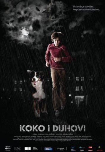 Смотреть Коко и призраки онлайн в HD качестве 720p