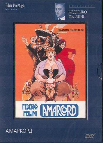 Смотреть Амаркорд онлайн в HD качестве 720p