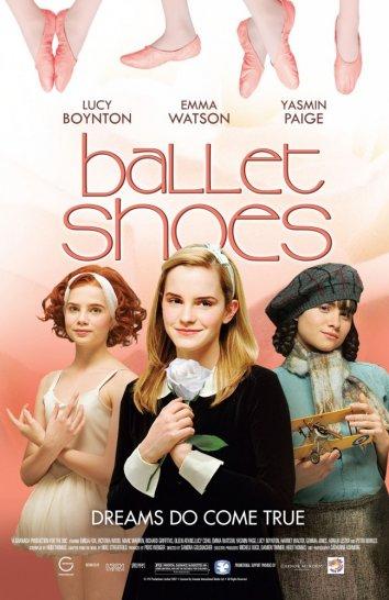 Смотреть Балетные туфельки онлайн в HD качестве 720p