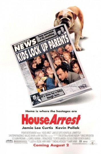 Смотреть Домашний арест онлайн в HD качестве 720p