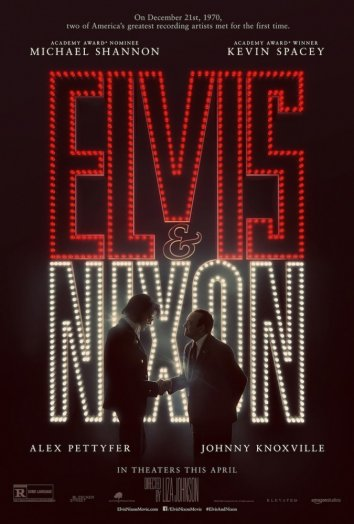 Смотреть Элвис и Никсон онлайн в HD качестве 720p