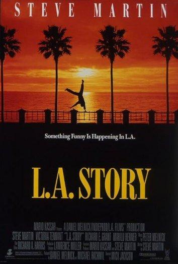 Смотреть Лос-Анджелесская история онлайн в HD качестве 720p