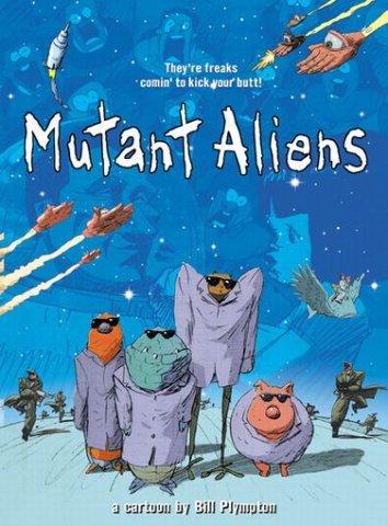 Смотреть Мутанты-пришельцы онлайн в HD качестве 720p