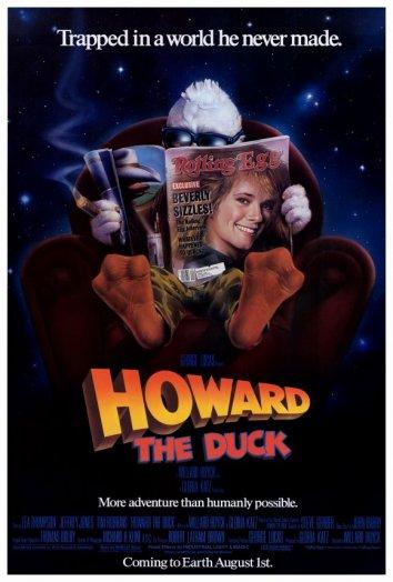 Смотреть Говард-утка онлайн в HD качестве 720p