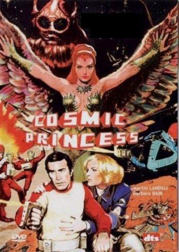 Смотреть Космическая принцесса онлайн в HD качестве 720p