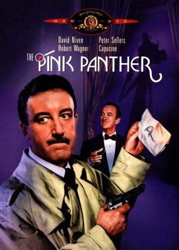 Смотреть Розовая пантера онлайн в HD качестве 720p