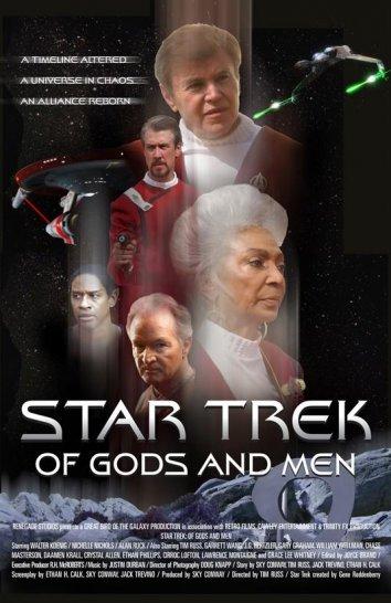 Смотреть Звездный путь: О Богах и людях онлайн в HD качестве 720p