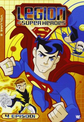 Смотреть Легион Супергероев онлайн в HD качестве 720p