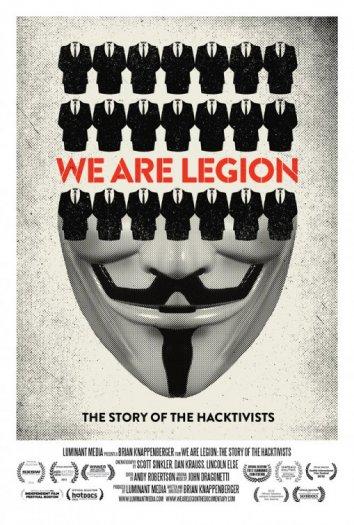 Смотреть Имя нам легион: История хактивизма онлайн в HD качестве 720p