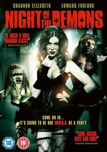 Смотреть Ночь демонов онлайн в HD качестве 720p
