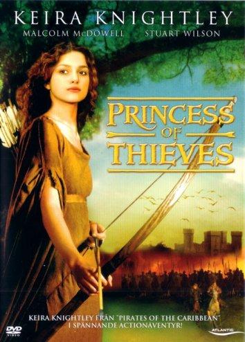 Смотреть Дочь Робин Гуда: Принцесса воров онлайн в HD качестве 720p